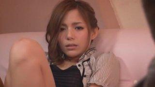 Best Japanese whore in Hottest JAV movie