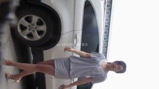 Chinese girl upskirt part 8