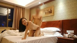 Chinese Model Hooker 高媛媛 Gao YuanYuan Sex with Boss