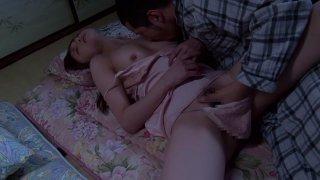 Exotic Japanese model Akiho Yoshizawa in Incredible skinny, small tits JAV movie
