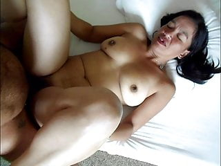Mature asian Mean, tight pussy and saggy boobs - Part 1