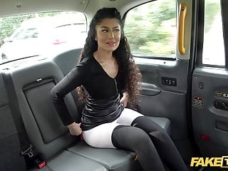 Fake Taxi Indian Marina Maya big ass bounces on John's Cock