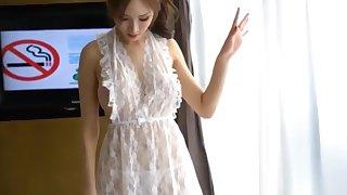 最新众筹大r度白金版ASIAN HOT YOUNG AMATEUR CHINESE MODEL 4
