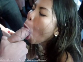 Thai Club Bitches vs Thai Bukkake PMV Compilation by DIMECUM