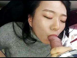 Korean Outcall Teen CumSHOT ( SUPER Nice BODY !!! )