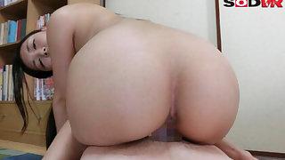 Nene Sakura Peeping on My Friend's Mother Part 2 - SexLikeReal