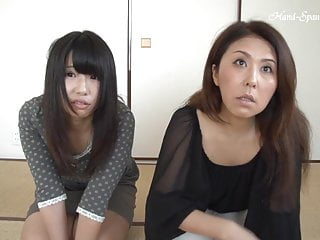 mother spanked in front of daughter