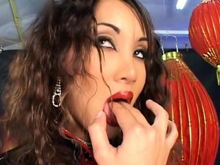 Cock Craving Katsuni Drains BBC Lex Steele Of Cum