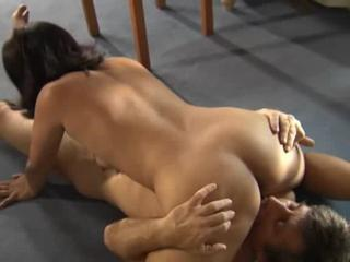 asian milf housewife get fucked in amazing threesome