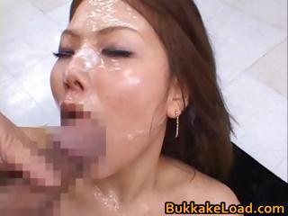 Aya matsuki hot asian doll enjoys a cum part3