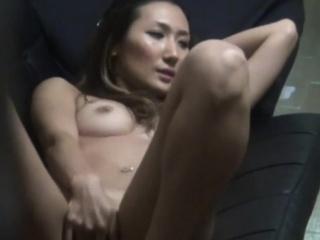 Skinny japanese amateur