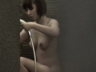 Asians spied showering