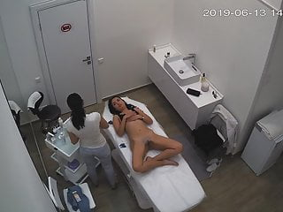 Hacked Cam - East-Russia Beauty Salon Depilation 01
