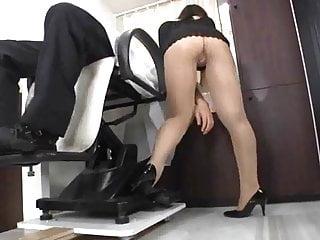 Busty Asian Reiko Nakamori Sexy Legs Uncensored