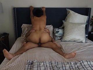 Asian Milf - Riding Cock
